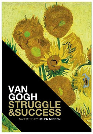 Vincent van Gogh. Kampf um Erfolg. Mit CD.