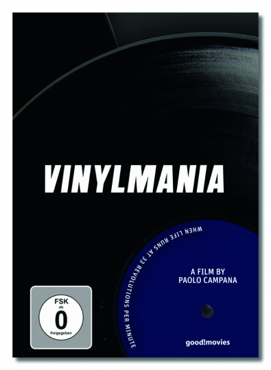 Vinylmania. 2 DVDs.
