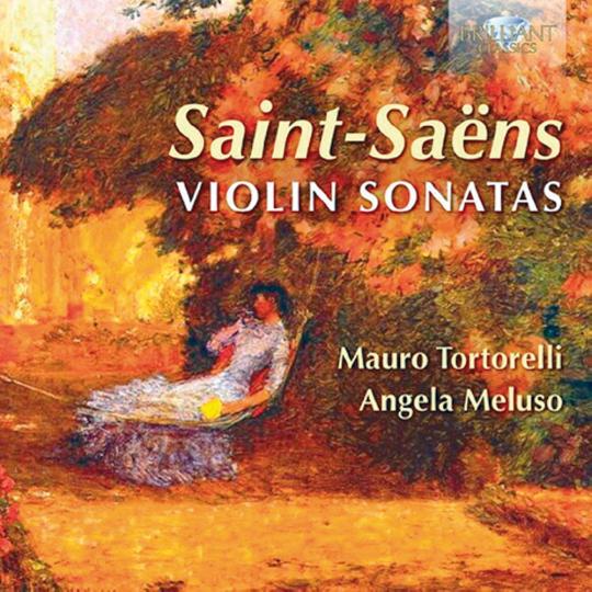 Violin-Sonaten CD