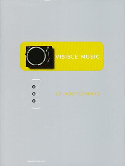 Visible Music - CD Jacket Graphics
