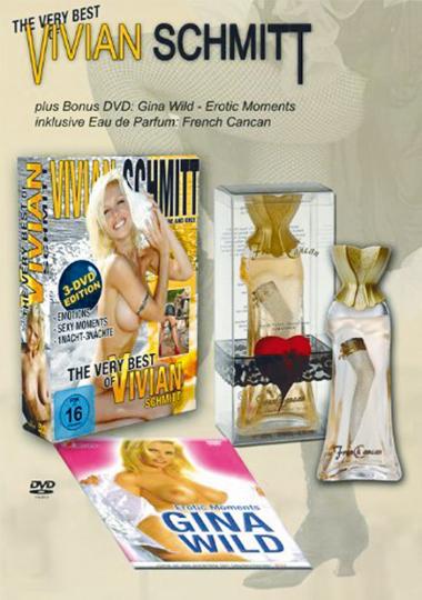Vivian Schmitt /Gina Wild 4 DVDs + Parfum