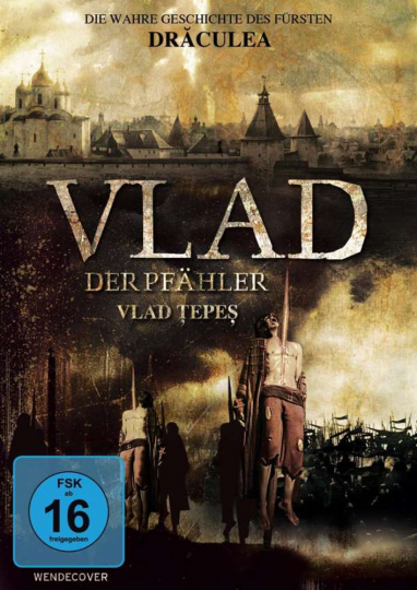 VLAD - Der Pfähler DVD