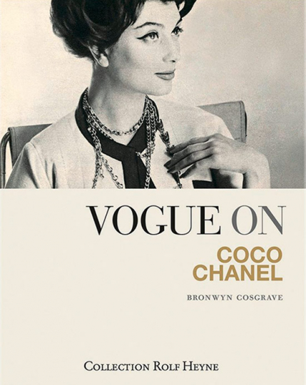 Vogue on Coco Chanel.