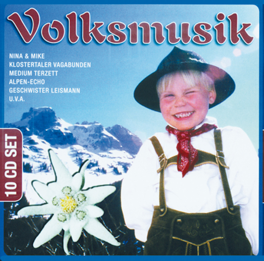 Volksmusik 10 CDs