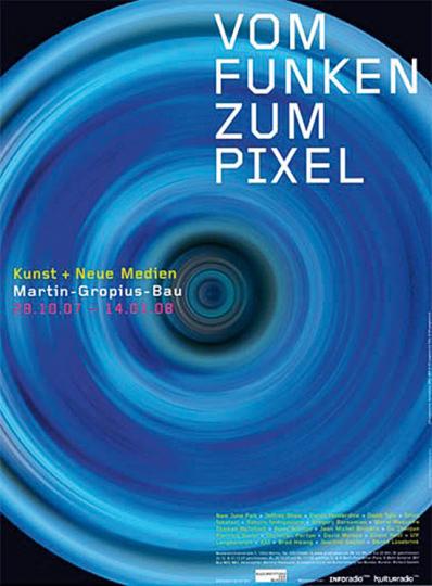 Vom Funken zum Pixel. Kunst + Neue Medien