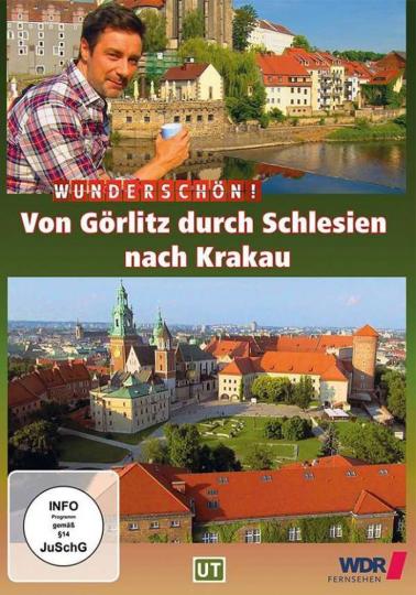 Von Görlitz durch Schlesien nach Krakau. DVD.