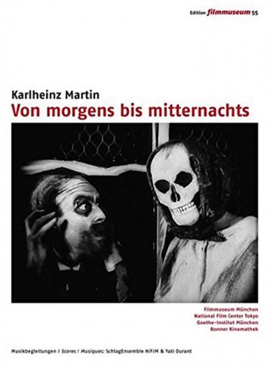 Von morgens bis mitternachts (Edition Filmmuseum 55) DVD