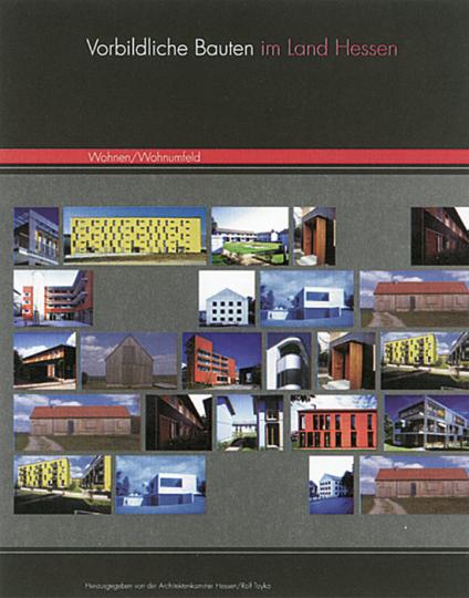 Vorbildliche Bauten im Land Hessen (Buch + CD-ROM)