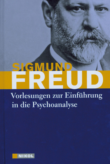 Vorlesung zur Einführung in die Psychoanalyse.