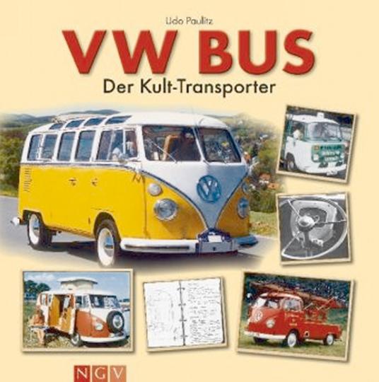 VW Bus - Der Kult-Transporter