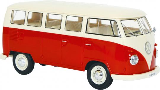 VW-Bus ferngesteuert - Modell 1:18