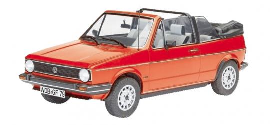 VW Golf 1 Cabriolet - Modell 1:24