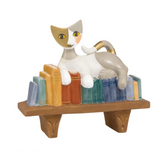 Wachtmeister Katze Tutti, meli libri