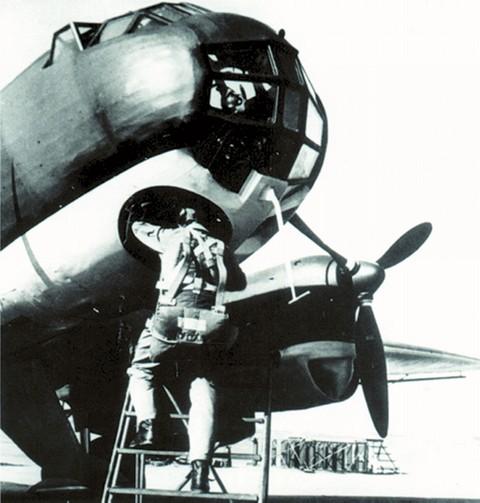 Waffen Arsenal - Höhenjagd- und Höhenkampfflugzeuge bis 1945