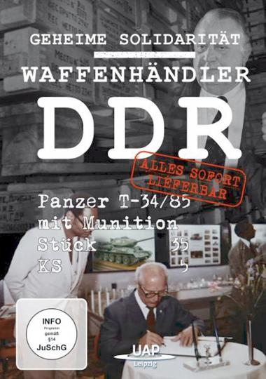 Waffenhändler DDR DVD
