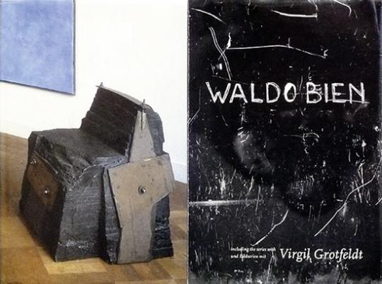 Waldo Bien. Feldpostbrief. Bildserien mit Virgil Grotfeldt.