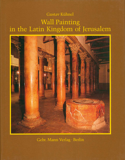 Wall Painting in the Latin Kingdom of Jerusalem.
