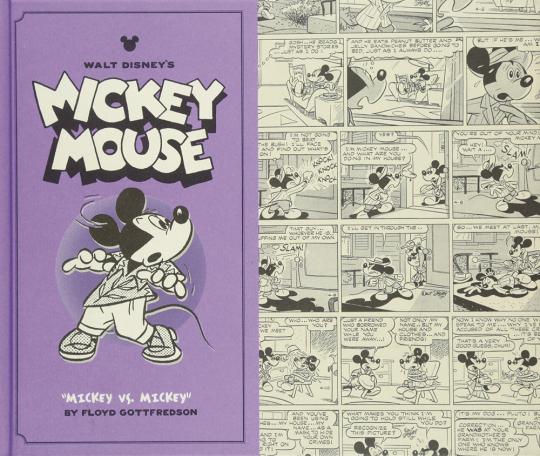 Walt Disney's Mickey Mouse. Bd. 11. »Mickey vs. Mickey«. Graphic Novel.