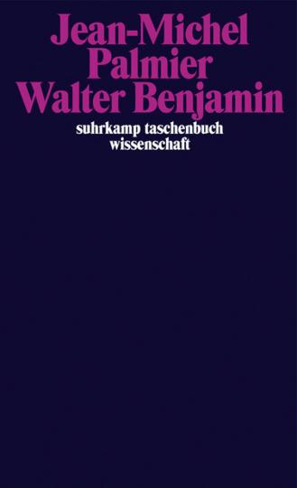 Walter Benjamin. Lumpensammler, Engel und bucklicht Männlein. Ästhetik und Politik bei Walter Benjamin.