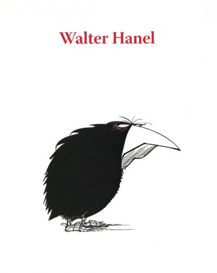 Walter Hanel. Zeichnungen und Karikaturen.