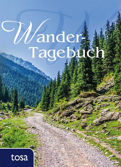 Wander-Tagebuch - Handliches Eintragbuch für die Hosentasche