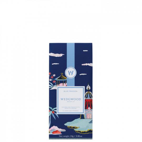 Wedgwood Tee »Blaue Pagode«.