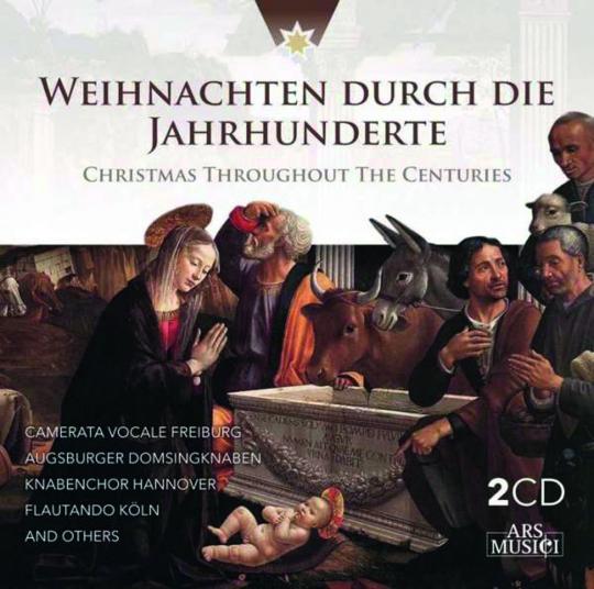 Weihnachten durch die Jahrhunderte. 2 CDs.