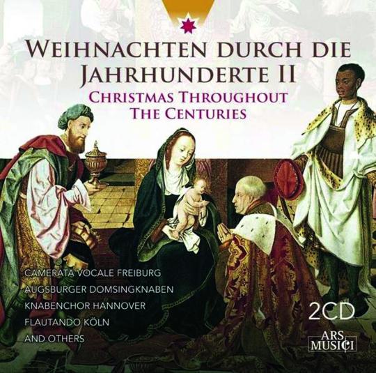 Weihnachten durch die Jahrhunderte. Vol. 2. 2 CDs.