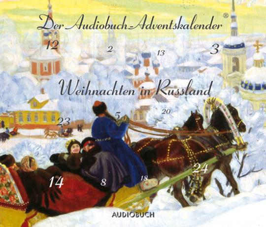 Weihnachten in Russland. Hörbuch.