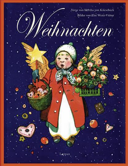 Weihnachten. Ein Kinderbuch-Klassiker im Nostalgiegewand.