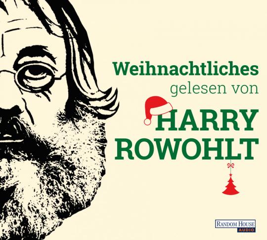 Weihnachtliches gelesen von Harry Rowohlt. 2 CDs.