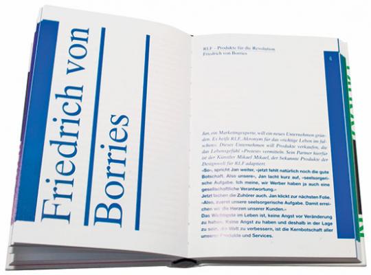 Weil Design die Welt verändert ... Texte zur Gestaltung.