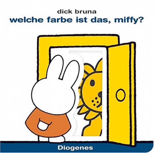 Welche Farbe ist das, Miffy?