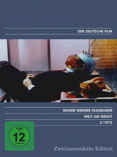 Welt am Draht. DVD.