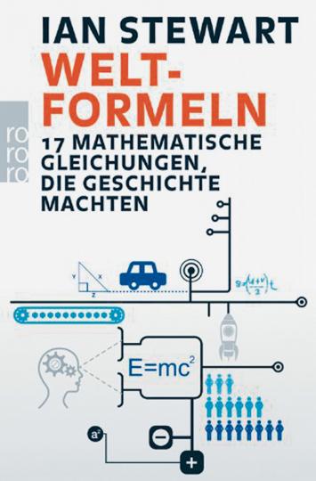 Welt-Formeln - 17 mathematische Gleichungen, die Geschichte machten