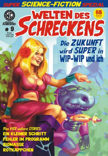 Welten des Schreckens. Super Science-Fiction Spezial.
