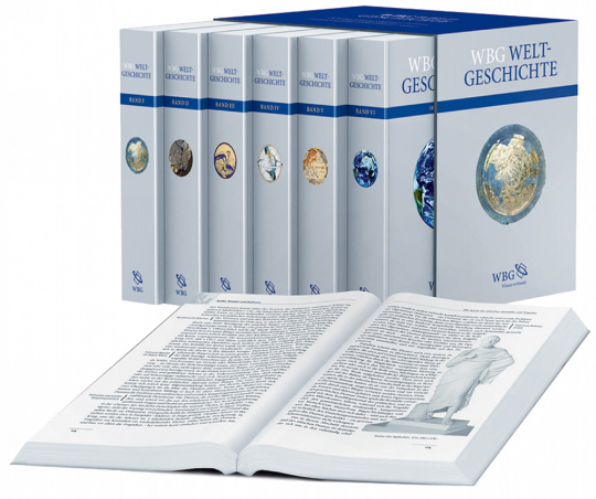 Weltgeschichte 6 Bände