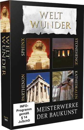 Weltwunder. Meisterwerke der Baukunst.