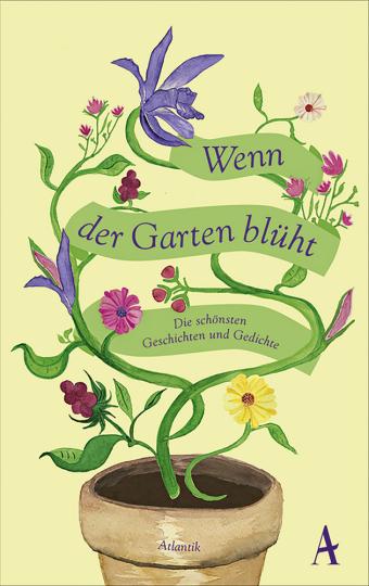 Wenn der Garten blüht.