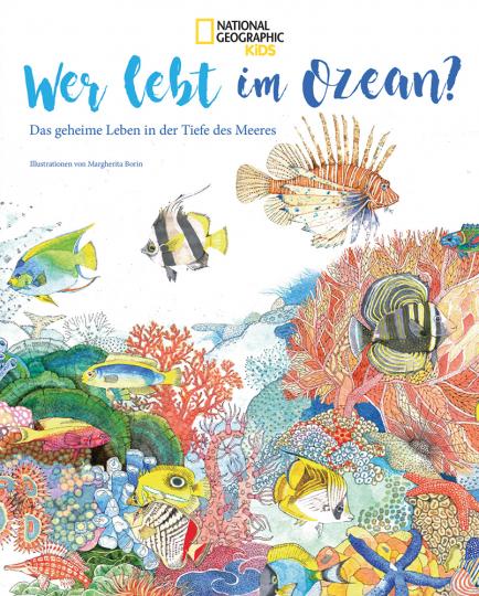 Wer lebt im Ozean? Das geheimnisvolle Leben in der Tiefe des Meeres.