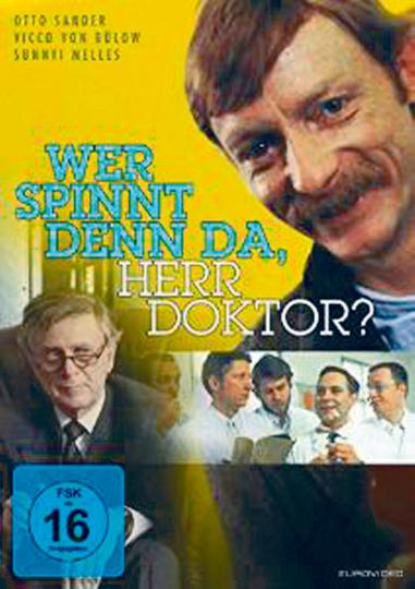 Wer spinnt denn da, Herr Doktor? DVD