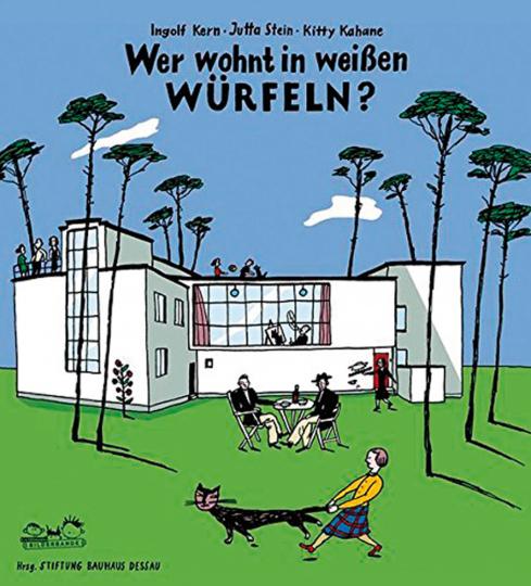 Wer wohnt in weißen Würfeln? So lebten die Bauhaus-Meister in Dessau.