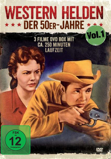 Western Helden der 50er-Jahre - Vol. 1 DVD