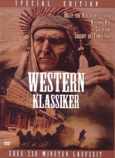 Western-Klassiker. DVD in Holzbox.