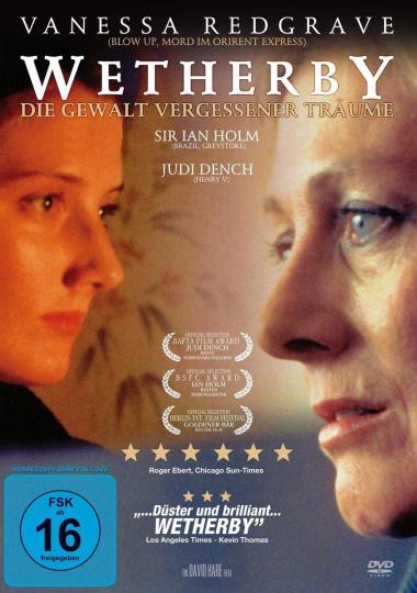 Wetherby - Die Gewalt vergessener Träume DVD