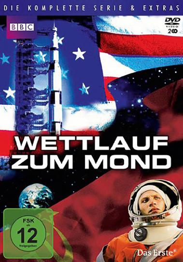 Wettlauf zum Mond. 2 DVDs.