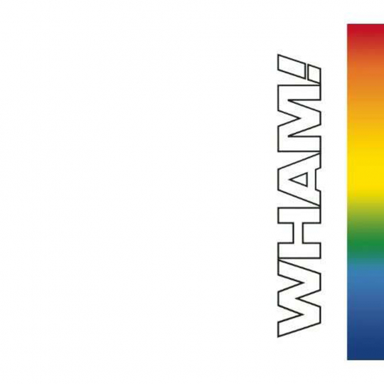 Wham! The Final (The Ultimate Wham! Collection). CD.