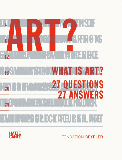 What is Art? 27 Questions 27 Answers.