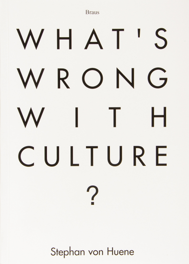 What's wrong with culture?