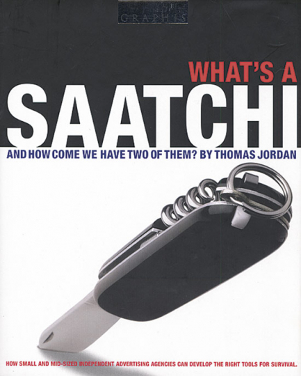 Whats A Saatchi. And How Come We Have Two of Them?